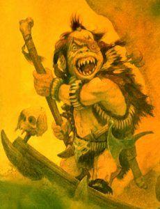 Cannibal Dwarf