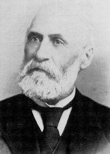 Kansas Governor Charles Lawrence Robinson