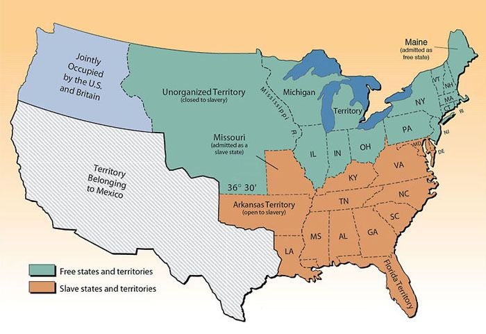 Kansas-Nebraska Act – Legends of America