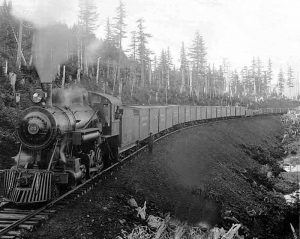 Copper River and Northwestern Railway, Alaska
