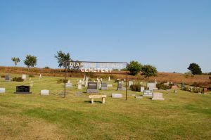 Diamond Springs, Kansas Cemetery by Kathy Weiser-Alexander