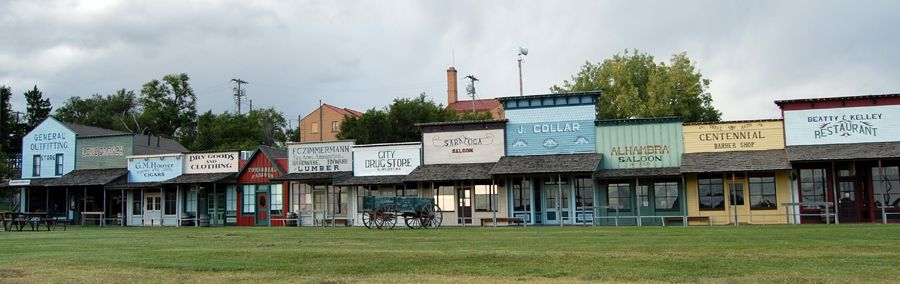 Dodge City, Kansas Boothill by Kathy Weiser-Alexander