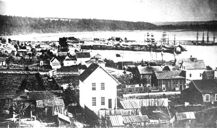 Early Seattle, Washington