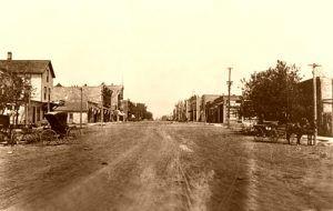 Eureka Kansas 1887