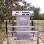 Fort Kissimmee, Florida Cemetery