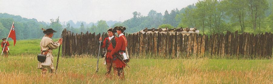 Fort Necessity, Pennsylvania