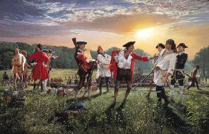 Battle of Fort Necessity, Pennsylvania