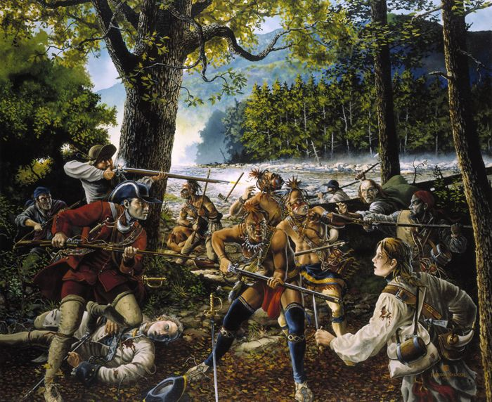 French and Indian War by Jackson Walker