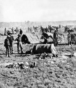 General Crook's Starvation March, South Dakota, 1876