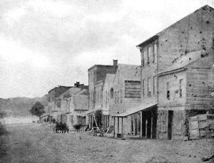 Glasgow, Missouri, 1864