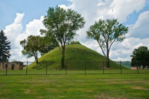Grave Creek Mound, Moundsville, West Virginia