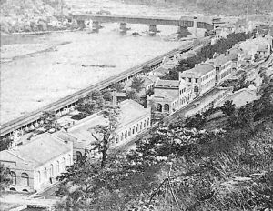 Harpers Ferry Armory 1859