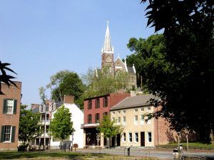 Lower Town, Harpers Ferry, West Virginia