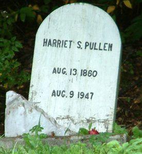 Harriet Pullen Grave, Skagway,, Alaska