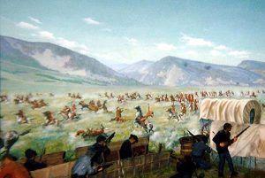 Hayfield Fight, Montana