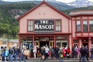 Mascot Saloon, Skagway, Alaska by the National Park Service