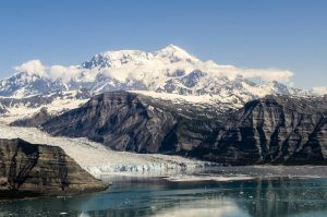Mt. St. Elias, Wrangell-St. Elias National Park by Bryan Petrtyl, National Park Service