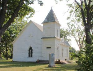 Mt. Zion Church, Missouri