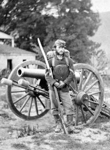 Union Soldier in West Virginia