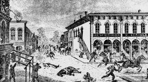 Northfield, Minnesota Raid