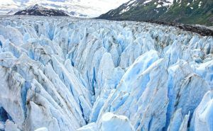 Tidewater Glacier at Prince William Sound, Alaska by Carol Highsmith