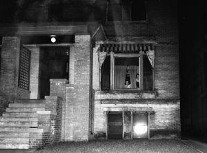 Prostitutes at window, Peoria, Illinois by Arthur Rothstein, 1938