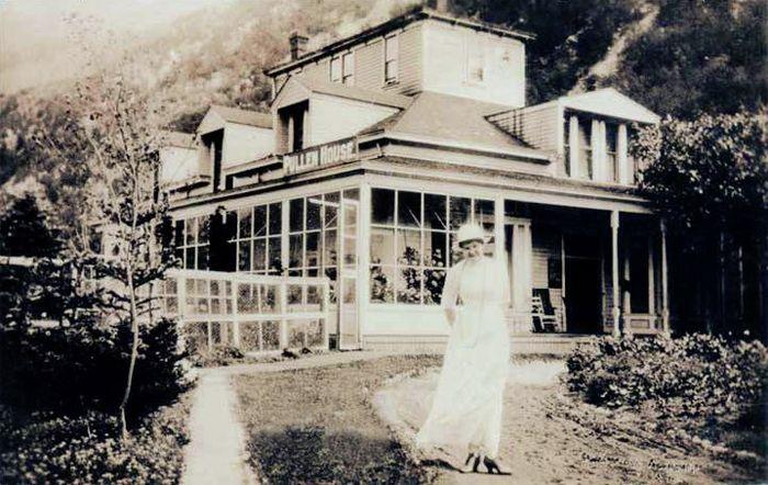 """293a17151e094 Harriet """"Ma"""" Pullen – Entrepreneur of Skagway, Alaska – Legends of ..."""