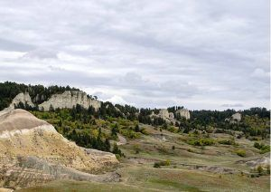 Slim Buttes, South Dakota by Don Barrett, DBs Travels
