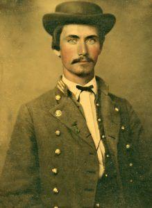 Confederate Captain