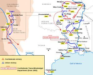 Trans-Mississippi Theater of the Civil War