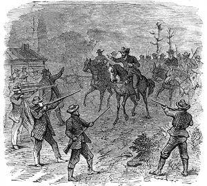Wakarusa War, Kansas
