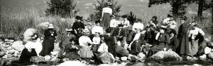 Women of the Klondike Goldrush
