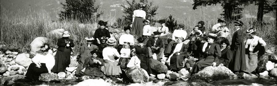 Women of the Klondike Goldrush