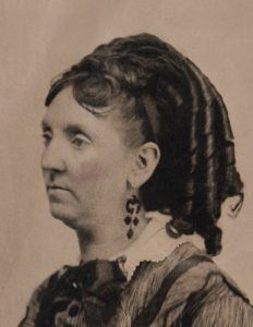 Zerelda James, Jesse James' Mother