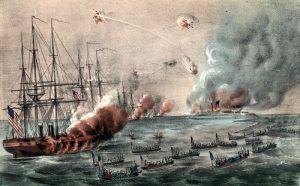 Battle of Hatteras Inlet, North Carolina