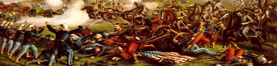 Battle of Bull Run, Virginia during the Civil War