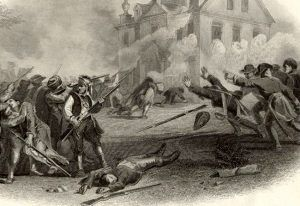 Battle of Germantown, Pennsylvania during the American Revolution, Christian Schussele