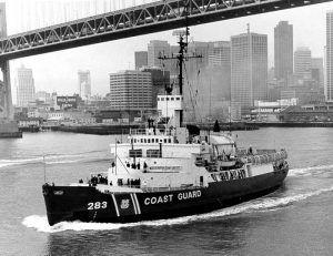 Coast Guard in New York