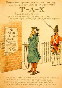 Colonial Taxes