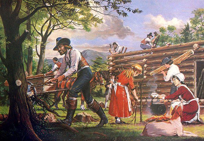 Early American Settlers