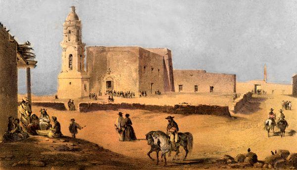 ElPaso, Texas, 1850s