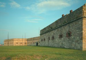 Fort Adams, Newport, Rhode Island by Jack Boucher