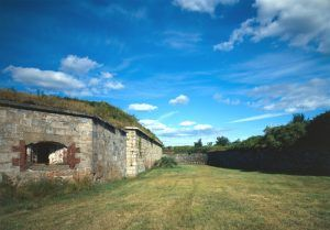 Fort Adams, Newport, Rhode Island by Jack Boucher