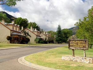 Fort Huachuca, Arizona Historic Officers Quarters
