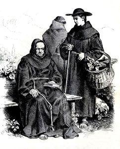 Franciscan Priests