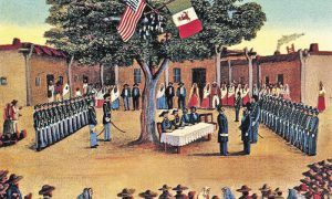 Gadsden Purchase Celebration in Mesilla, New Mexico