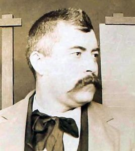 George Sontag, Outlaw