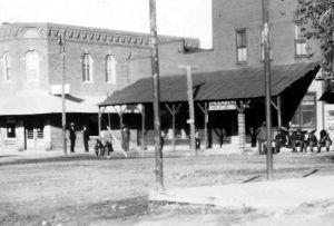 Historic Socorro, New Mexico