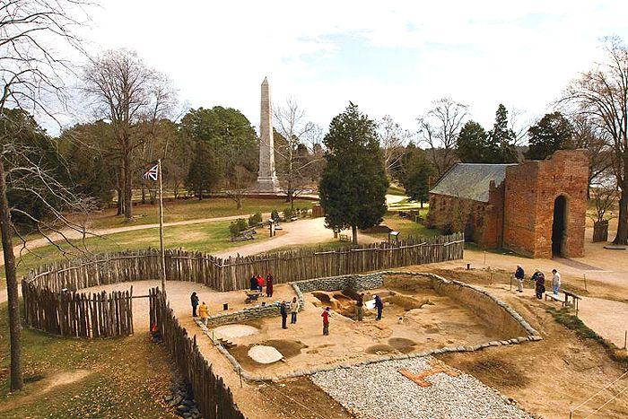 Jamestown, Virginia Today
