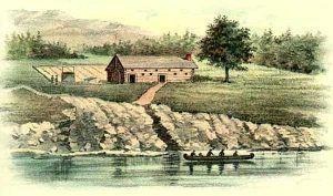 John Harris Homestead, 1720